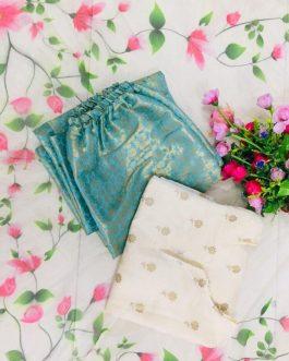 Designer New Kurti-Pant Set
