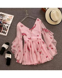 Beautiful western one piece dress