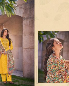 Beautiful Suit with Plazo Pant