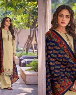 Fashionable and Trendy Suit with Plazo Pant