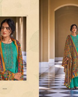 Trendy Suit with Plazo Pant