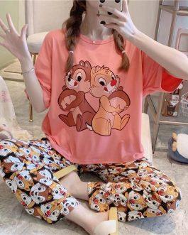 Trendy Nightwear with Pajama