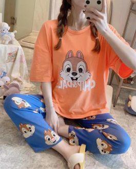 Beautiful Nightwear with Pajama