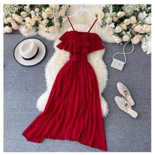 Trendy Long Dress For Women